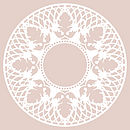 Heritage Ceiling Rose Sticker