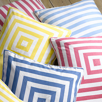 Deck Stripe Cushion Cover