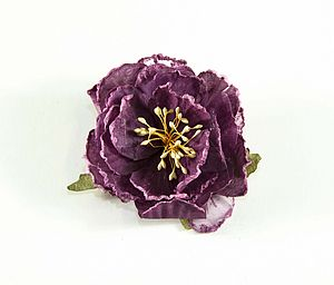 Wild Rose Corsage/Hairclip - corsages