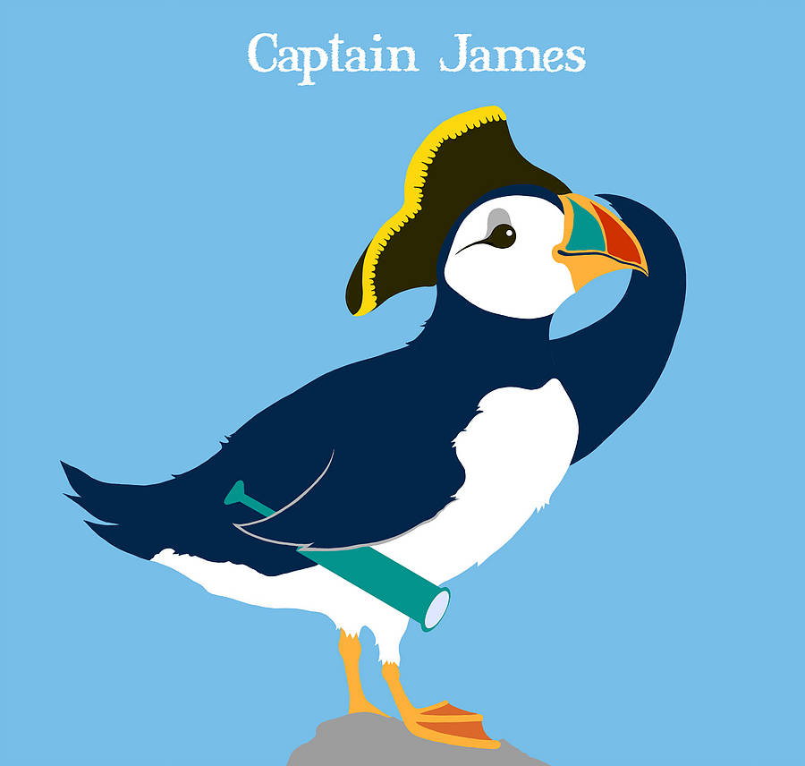 Puffin Art For Kids