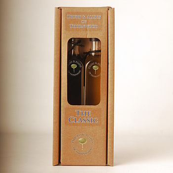 Classic Oil And Vinegar Gift Set
