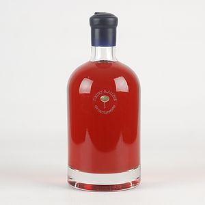 Sweet English Raspberry Vinegar