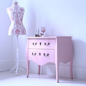 French Chest Of Drawers - furniture