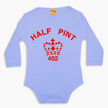 Half Pint Babygrows