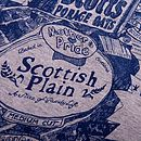 Men's Scottish Breakfast T Shirt