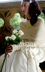 Carapace Wedding Armlets - jumpers & cardigans