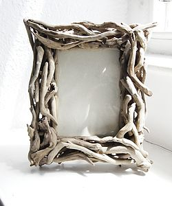 Driftwood Photo Frame - picture frames