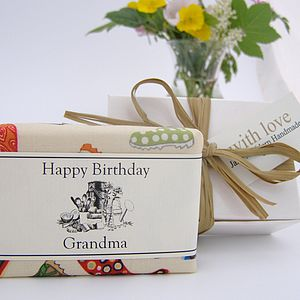 Bespoke And Personalised Soap For Her