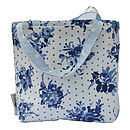 Oilcloth Tote Bag 'Kate'
