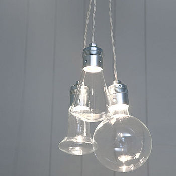 Mixed Bulb Stola Pendant