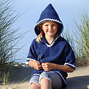 Pixie Toweling Beach Robe