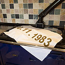 Special Date Tea Towels
