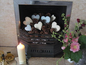 Hearth Hearts - fireplace accessories