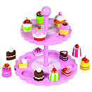 Wooden Cake Sorting Stand