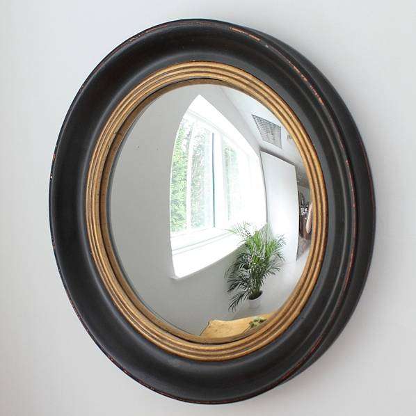 porthole mirror in three sizes by out there interiors