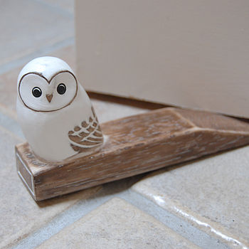 Owl Door Wedge