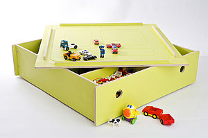 Underbed Storage - children's room accessories