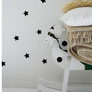 Stars Wall Stickers - wall stickers
