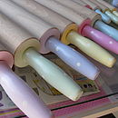 Handpainted Large Dotty Rolling Pins