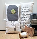 Melancholy Tree Cushion