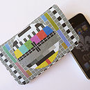 TV Test Signal Phone Case