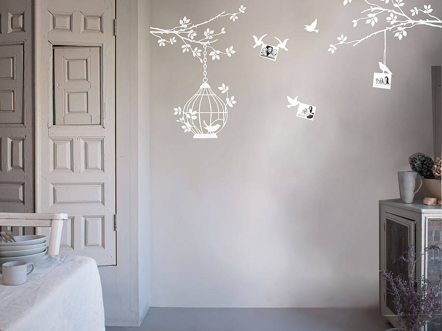Family Tree Wall Sticker By Bambizi Notonthehighstreet Com
