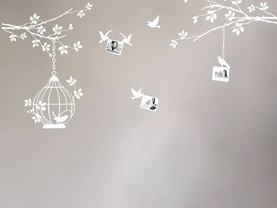 Family Tree Wall Sticker By Bambizi Notonthehighstreetcom