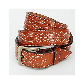 Spanish Leather Belt
