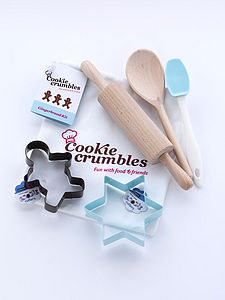 Gingerbread Kit - children's cooking