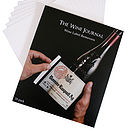 Wine Label Removers