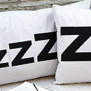 Z's cushion sleepytime collection
