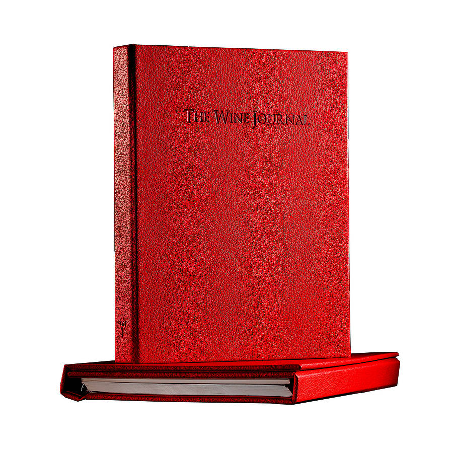 wine journal 90% o f f by impulse purchase | notonthehighstreet.com