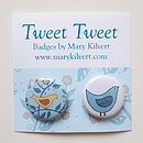 Tweet Tweet badges