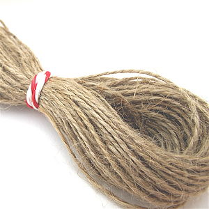 Festive Rustic Twine 10 Meters - interests & hobbies