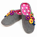 Evening Starlet Mule Slippers RRP £29.99