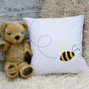 Bumble Bee - Creature Cushion