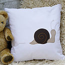 Snail - Creature Cushion