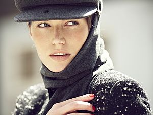 Cashmere Blend Livvy Échapeau - hats, scarves & gloves