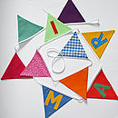 Personalised Bunting - Mari