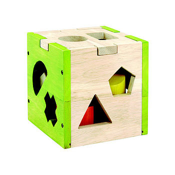 Shape Sorter Box Traditional Toy