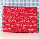 Valentines Day Heart Wrapping Paper Set