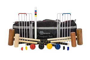 Family Croquet Set - garden & outdoors