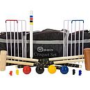Family Croquet Set With Nylon Bag