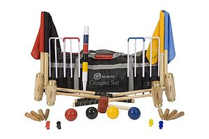 Junior Executive Croquet Set - gifts for children