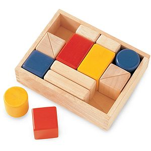 Wooden Toy Sound Blocks - traditional toys & games