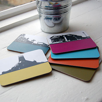 Liverpool Coasters Sets