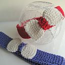 Bow Headband for Babies and Girls