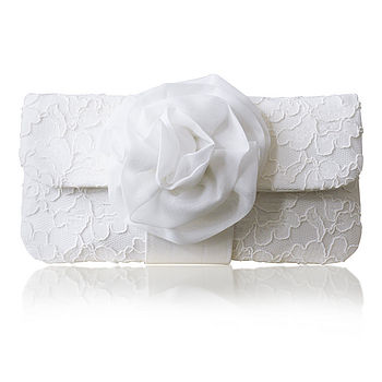 Eva Lace Clutch