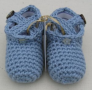 Daisy Crossover Shoes - babies' socks & booties