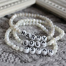 personalised name bracelets 3